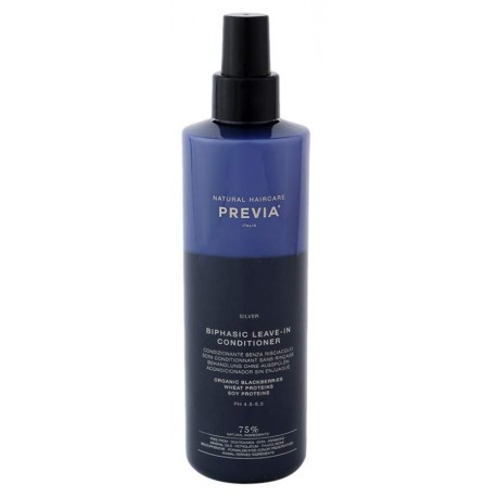 Silver Biphasic Leave-in Conditioner 250ml