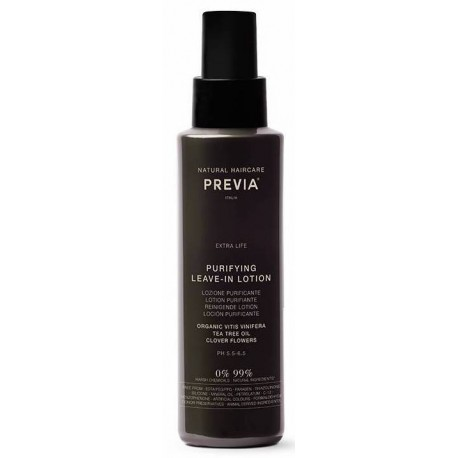 Extra Life Purifying Leave-In Lotion - 100ml