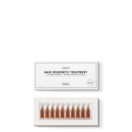 Extra Life Hair Regrowth Treatment - 10x3ml